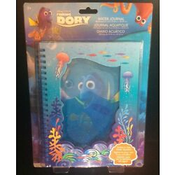 Kyпить DISNEY FINDING DORY 100 SHEET JOURNAL WITH WATER FRONT на еВаy.соm