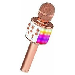 Kyпить OVELLIC Karaoke Microphone for Kids, Wireless Bluetooth Karaoke Microphone with  на еВаy.соm