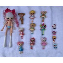Kyпить Lalaloopsy Doll Lot 14 Items на еВаy.соm
