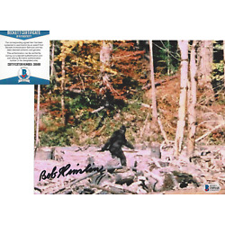 Kyпить ROBERT GIMLIN SIGNED 8x10 PHOTO BOB BIGFOOT PATTERSON-GIMLIN BECKETT COA BAS на еВаy.соm