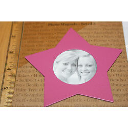 Kyпить Embellish Your Story Magnets Pink Star Frames (3) на еВаy.соm