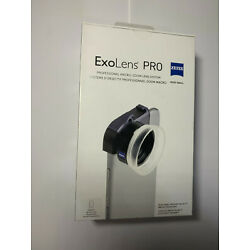 Zeiss ExoLens PRO Macro-Zoom Lens System for iPhone 7/7P/6/6s/6P/6SP