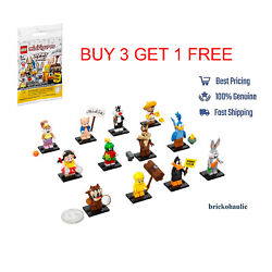 Kyпить Lego Looney Tunes 71030 Collectible Minifigures Bugs Wile Daffy Marvin YOU PICK на еВаy.соm