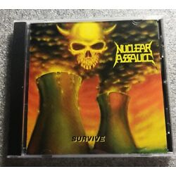 Kyпить Nuclear Assault - Survive CD * Free Fast Shipping  на еВаy.соm