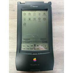 Kyпить Apple Newton MessagePad 120 with Booklets, Diskettes and Case на еВаy.соm