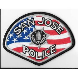 Kyпить San Jose Police Department, California 4th of July Collectible 2021 Patch на еВаy.соm