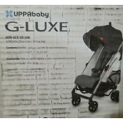 Kyпить UPPAbaby G-Luxe Stroller - Jordan (Charcoal/Red Stitch/Silver) на еВаy.соm