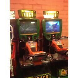 Kyпить Coin Operated ATV Twin Driving Game  на еВаy.соm
