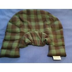Vermont Country Store HOT OR COLD neck wrap for pain or relaxation MADE IN USA