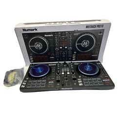 Numark MIXTRACK PRO FX 2-Channel DJ Controller with FX Paddles
