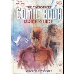 OVERSTREET PRICE GUIDE 51ST EDITION DAREDEVIL ECHO HARDCOVER NEW / UNUSED