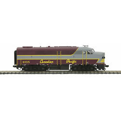 MTH 80-2207-0 HO Scale Alco FA-1 A Unit CANADIAN PACIFIC 4016 DC, DCC READY