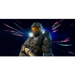 Fortnite Master Chief Exclusive Style - Xbox Series X Exclusive Style