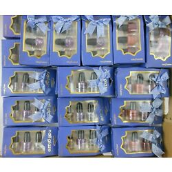 Wholesale Lot 22 pkgs. of 3 Profusion Nail Polish in Gift Box Some Boxes Damaged
