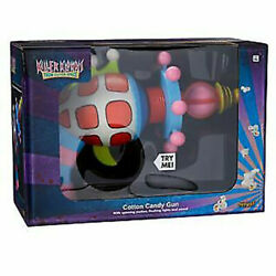 Killer Klowns From Outer Space Cotton Candy Space Gun Horror Movie Prop Toy