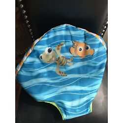 Disney Bright Starts Nemo Sea Activities Jumper Seat Cover Pad Replacement Part