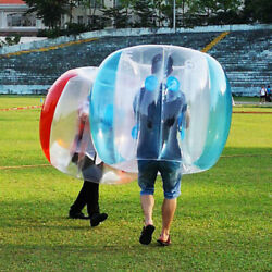 Inflatable Bubble Ball Playground Park Bumper Soccer Portable Body Outdoor Toy