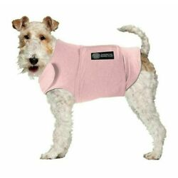 AKC American Kennel Club Dog Anti Anxiety and Stress Relief Calming Coat - SMALL