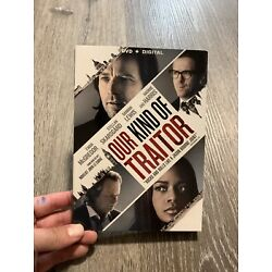 Our Kind of Traitor [New DVD]