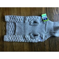 S3 Brand New Top Paw Apparel For Dogs Sz. L Sweater new with tags