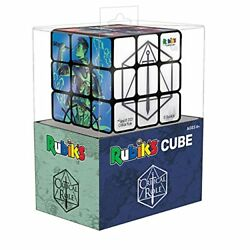 Critical Role Rubik's Cube | Collectible Puzzle Cube