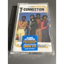 THE BEST OF T-CONNECTION EVERYTHINGS STILL COOL NEW SEALED CASSETTE TAPE