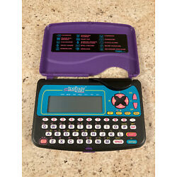 Vintage 1995 Tiger Electronic Dear Diary, Tested & Working Free Shipping