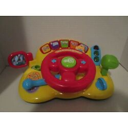 VTech Turn and Learn Driver Educational Toy with Music, Lights and Sounds