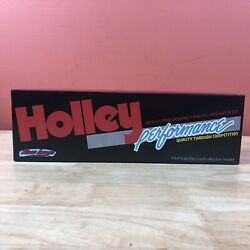 Holley Performance Racing Transporter 1/64 Scale Diecast Collectors Model