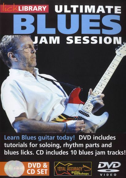 how to play to jam tracks