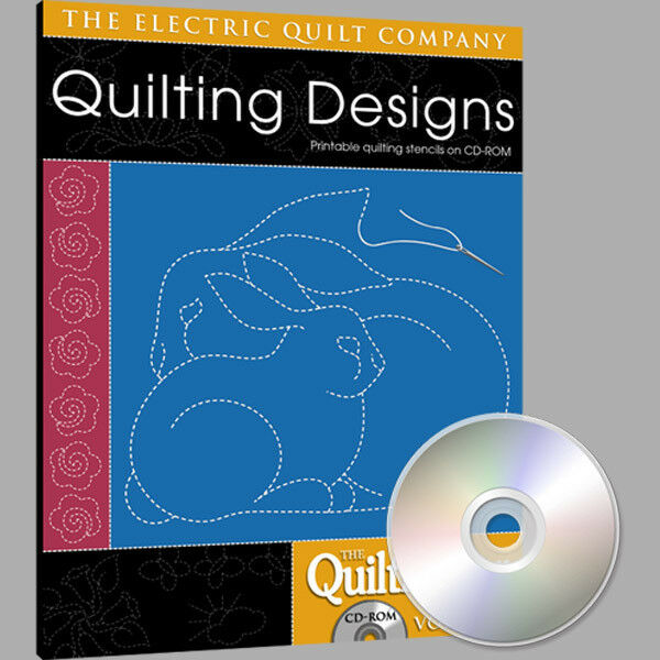 Quiltmaker Quilting Designs Cd : QUILTMAKER QUILTING DESIGNS Volume 2 Software NEW CD eBay