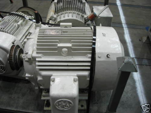 Ge 40 Hp Electric Motor