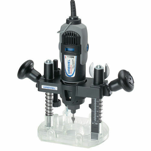 Dremel 335 plunge router attachment for dremel high speed - Accesorios para dremel ...