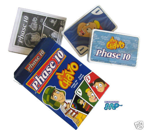how to play phase 10 card game