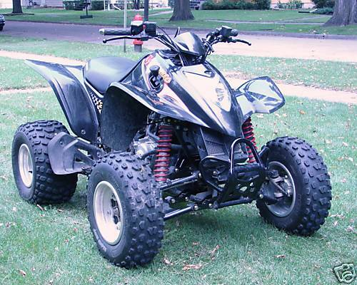 kymco mongoose maxxer 250 or 300 a arms widening and shocks conversion kit ebay. Black Bedroom Furniture Sets. Home Design Ideas