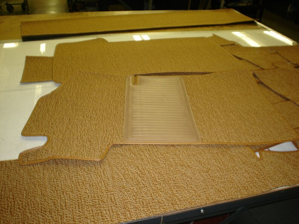 Mercedes Benz W108 250s 250se 280s 280se 280sel Carpet Kit