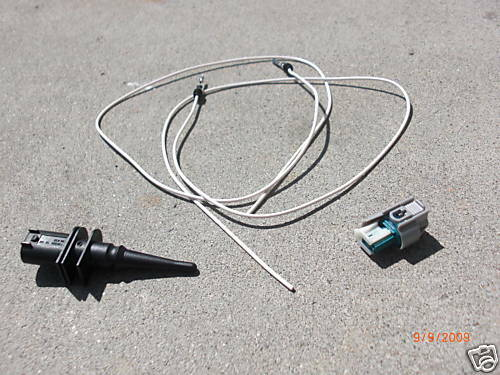 bmw temperature sensor   cabel e38 e39 740i 540i 525i e46