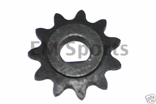 E electric scooter motor parts engine motor pinion gear 11 for Freewheel sprocket for electric motor
