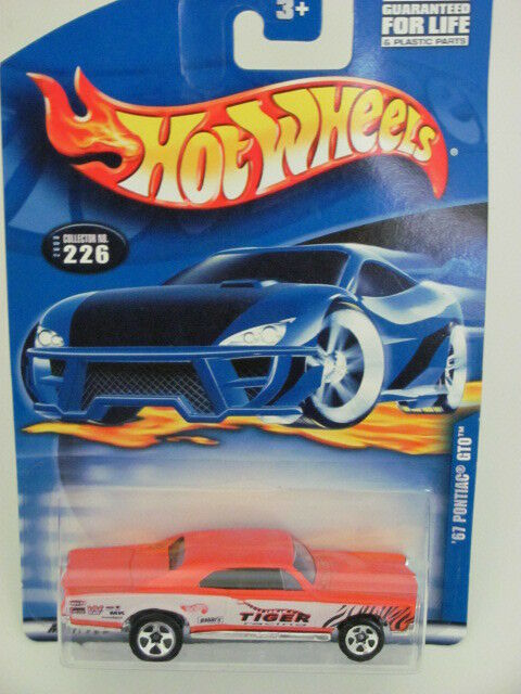 There's hot wheels 67 pontiac gto convertible confirm
