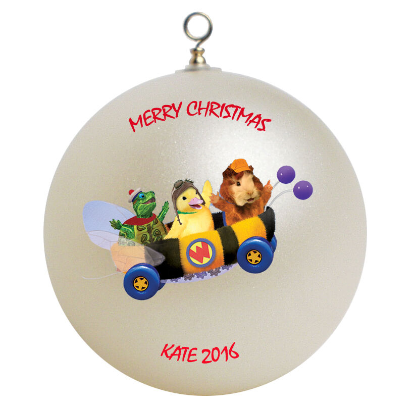 personalized christmas ornaments personalized pets ornament add name ebay 11867