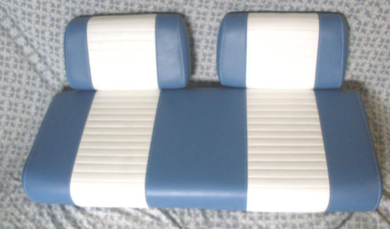Golf Cart Seat Replacement : Club car golf cart replacement seats and older ebay