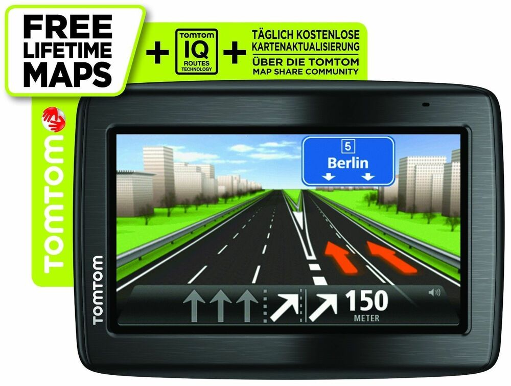 tomtom via 135 m ce traffic 5 xxl bluetooth handy. Black Bedroom Furniture Sets. Home Design Ideas