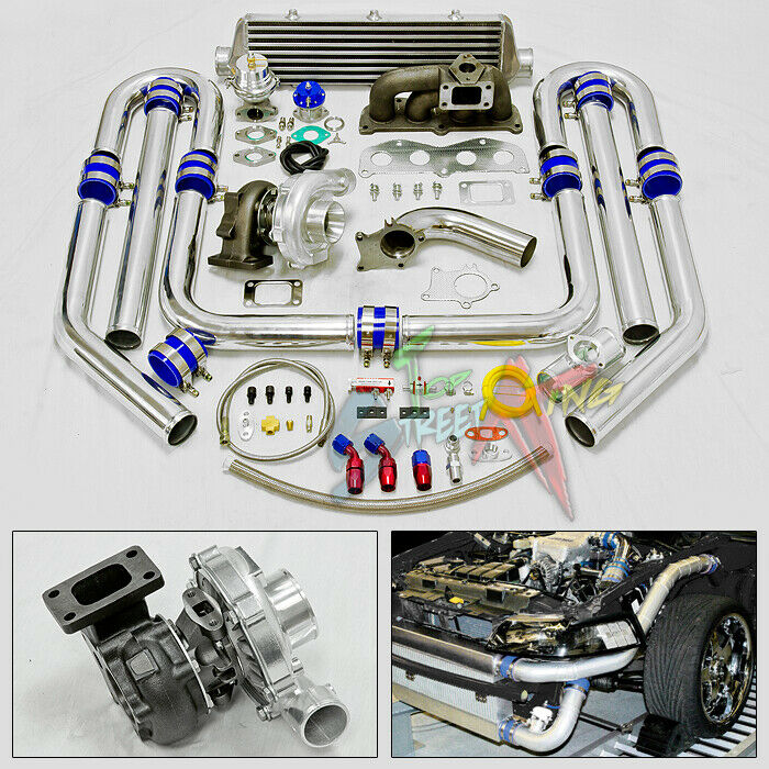 HONDA/ACURA K20 K SERIES 11PC TURBO KIT SPEED PACKAGE | eBay