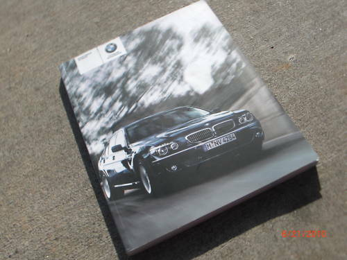 2006 2008  bmw owner s manual book e65 e66 750li 750i 760i 760li 750 760 730li ebay 07 bmw 750li owners manual 2007 bmw 750li repair manual