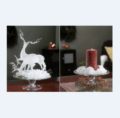 100g instant fake snow magic artificial snow powder for for Artificial snow decoration