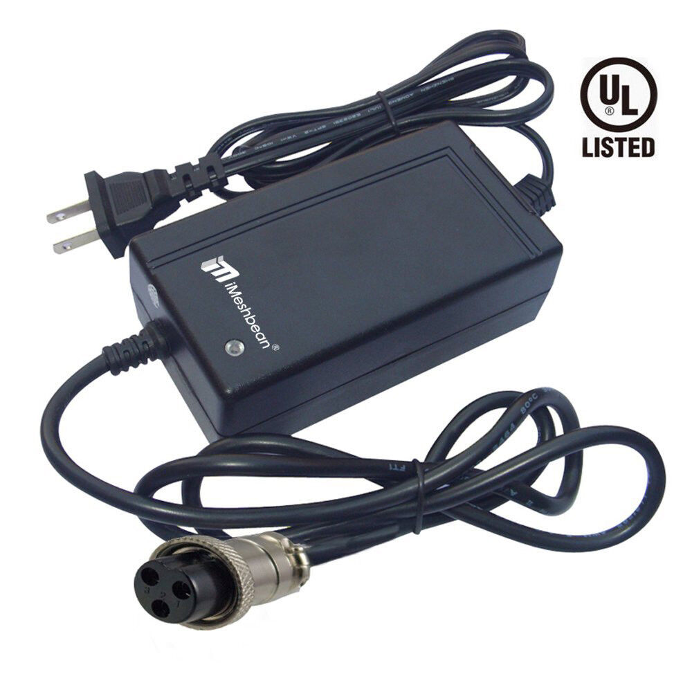 Brand New 24v 2a Battery Charger For Sunl E 21 Scooter