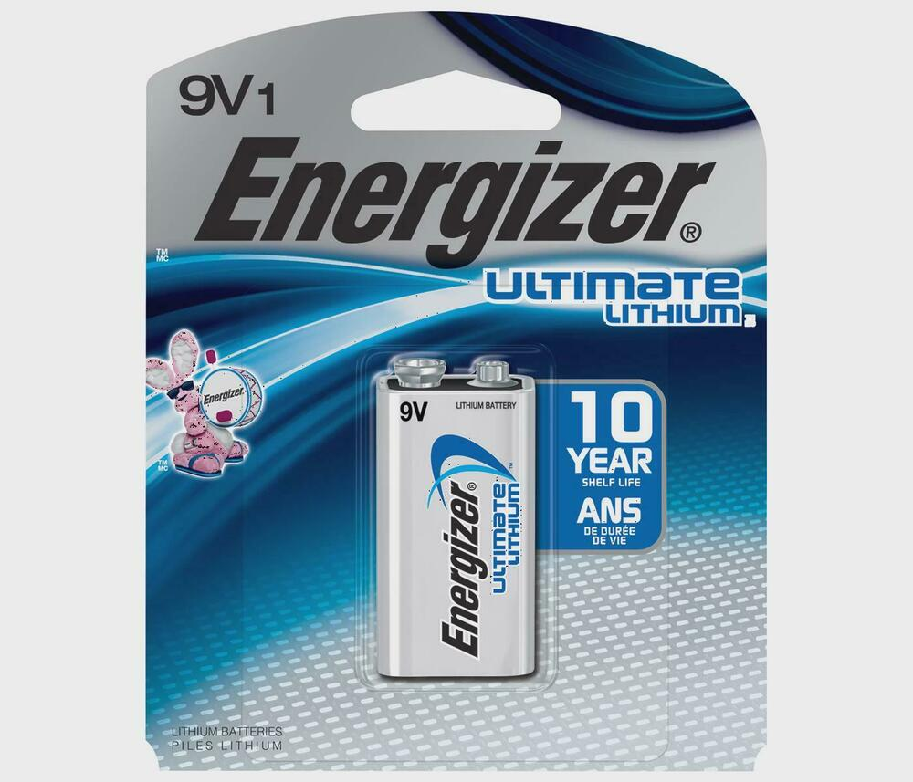 energizer 9 volt lithium battery expiration 2020 bulk ebay. Black Bedroom Furniture Sets. Home Design Ideas