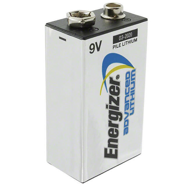 Details About Energizer 9 Volt 9V Lithium Battery Exp. 2020 X 12