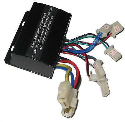 electric scooter moped parts engine motor controller 24v. Black Bedroom Furniture Sets. Home Design Ideas