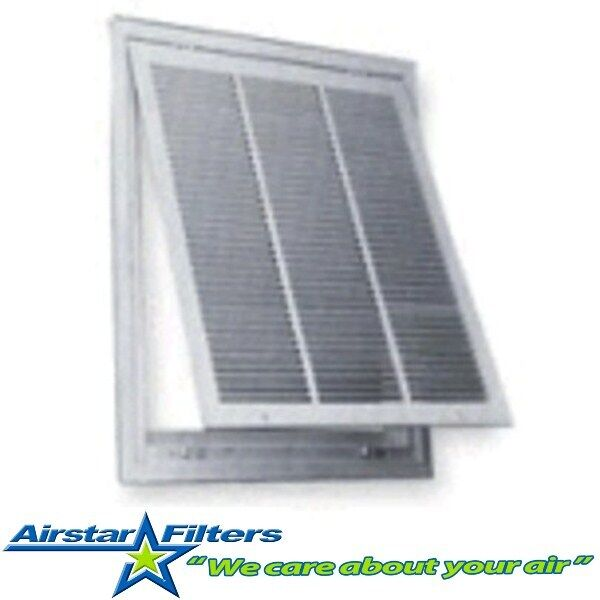 10 Quot X 10 Quot Return Air Filter Grille With Filter Included Ebay